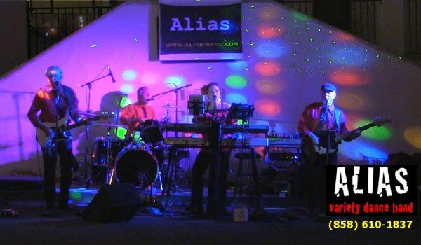 ALIAS Variety Dance Band